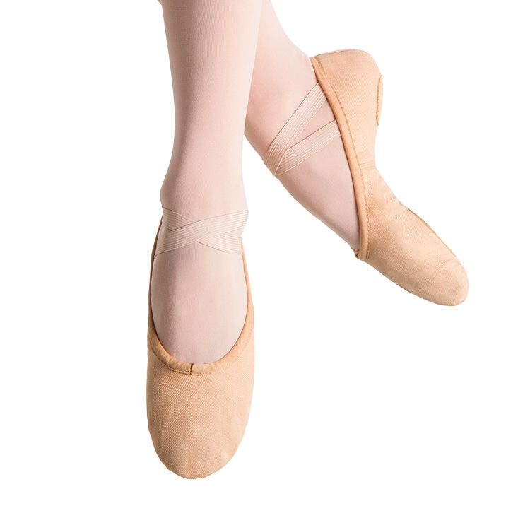 S0261L - Bloch Proform Canvas Womens Ballet Flat