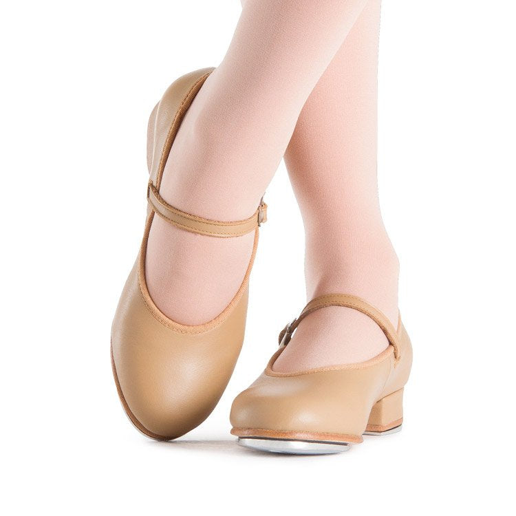 S0302G - Bloch Tap On Girls Tap Shoe