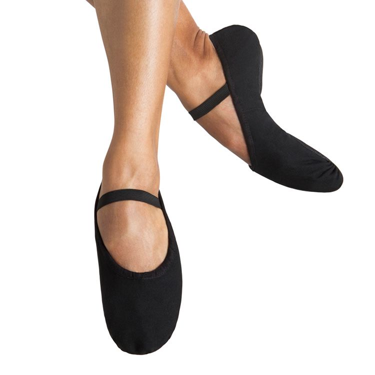 S0213M - Bloch Prolite II Canvas Mens Ballet Flat