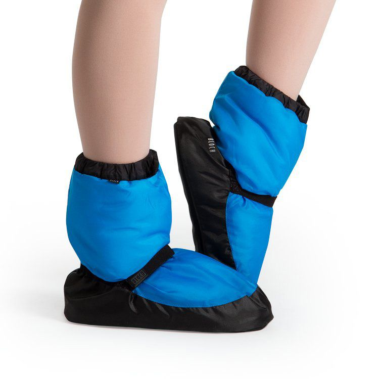 SIM5009G - Bloch Children Warmup Bootie