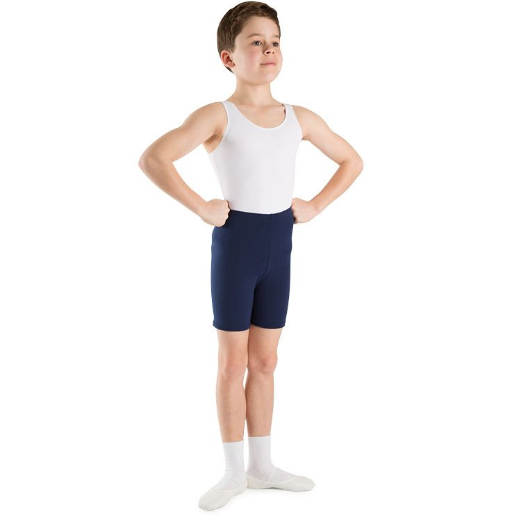 T3406B – Bloch Baxter Fitted Exa Boys Short