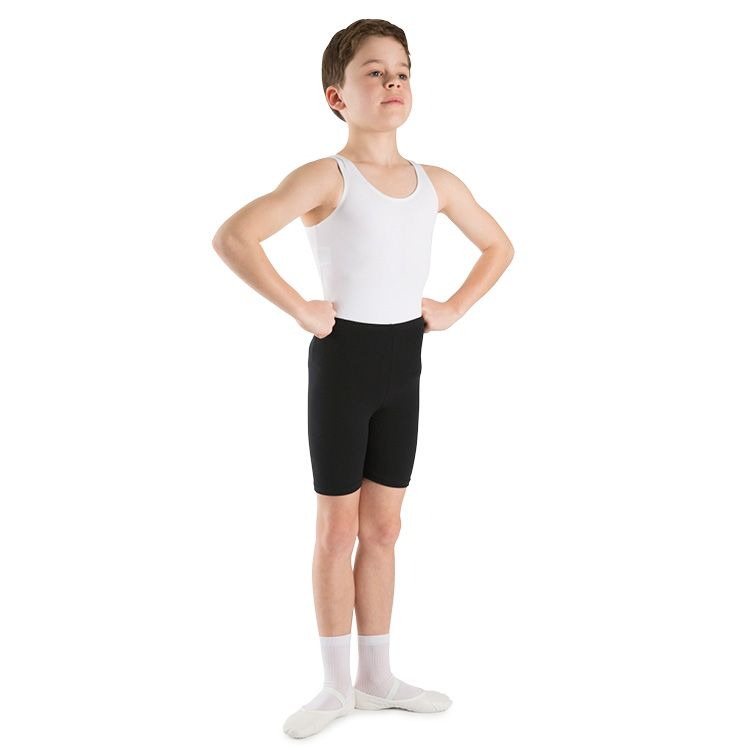 T3412B – Bloch Blake Fitted Boys Short