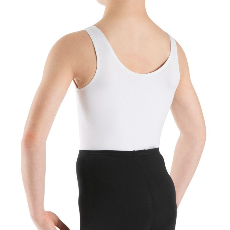 L3408B – Bloch Billy Sleeveless Boys Leotard