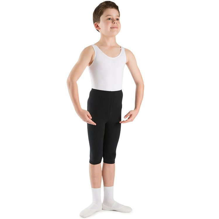 T3450G - Bloch Brady Boys Fitted Knee Length Tights
