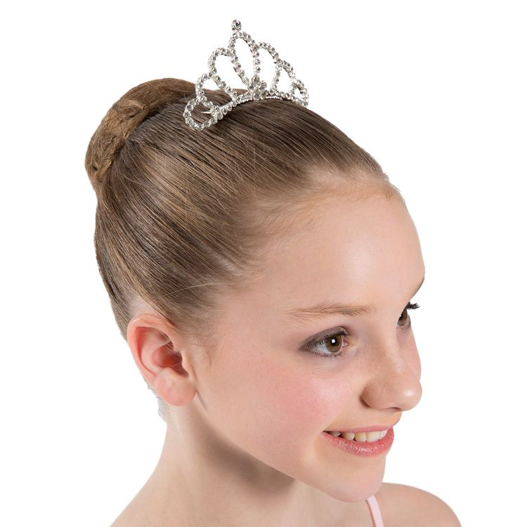 31701 – Sahara Diamante Tiara Hair Comb