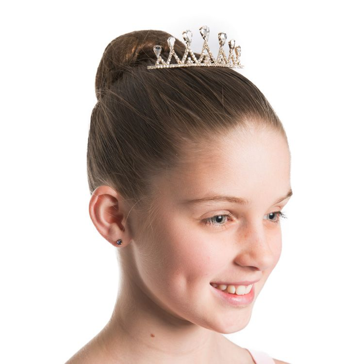 31704 – Georgia Diamante Tiara Hair Comb