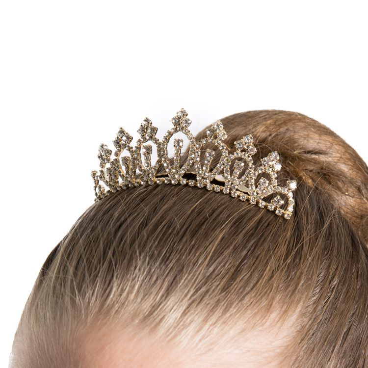 31703 – Gabriella Diamante Tiara Hair Comb