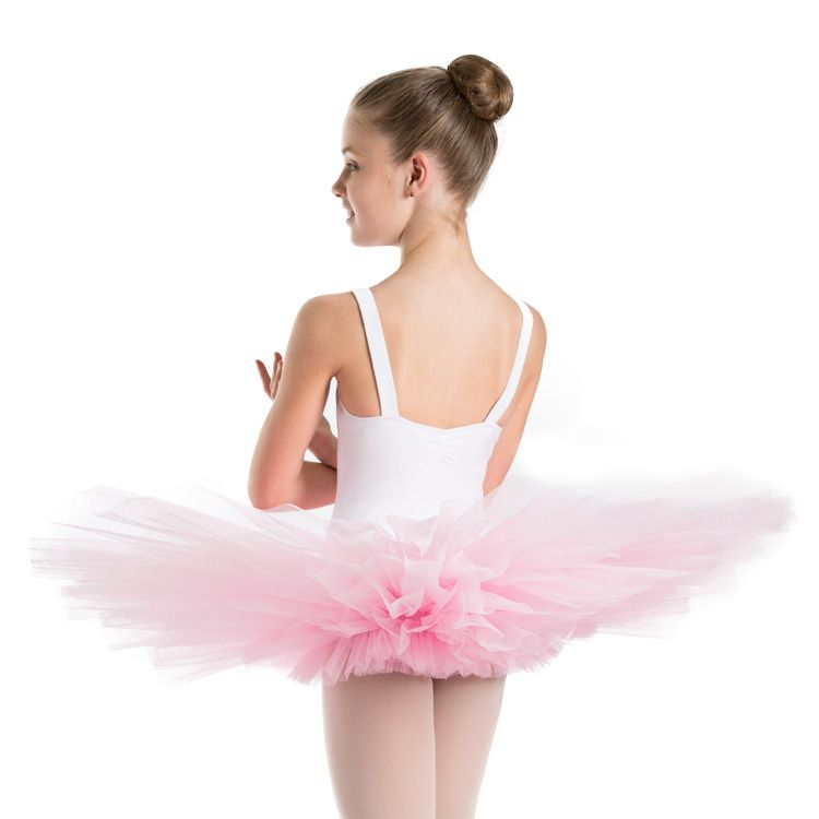 R0111GN - Bloch Practice Girls ½ Tutu Skirt