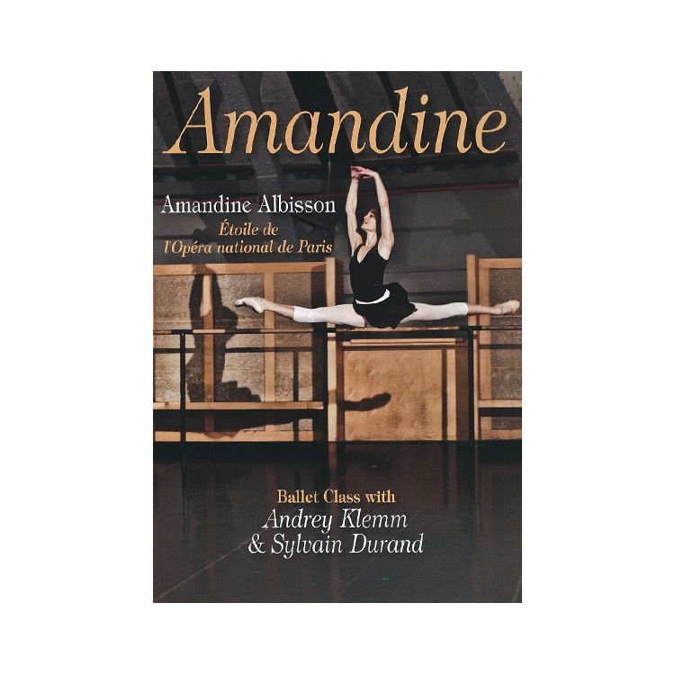 71093 - DVD Amandine Master Class With Andrey Klemm