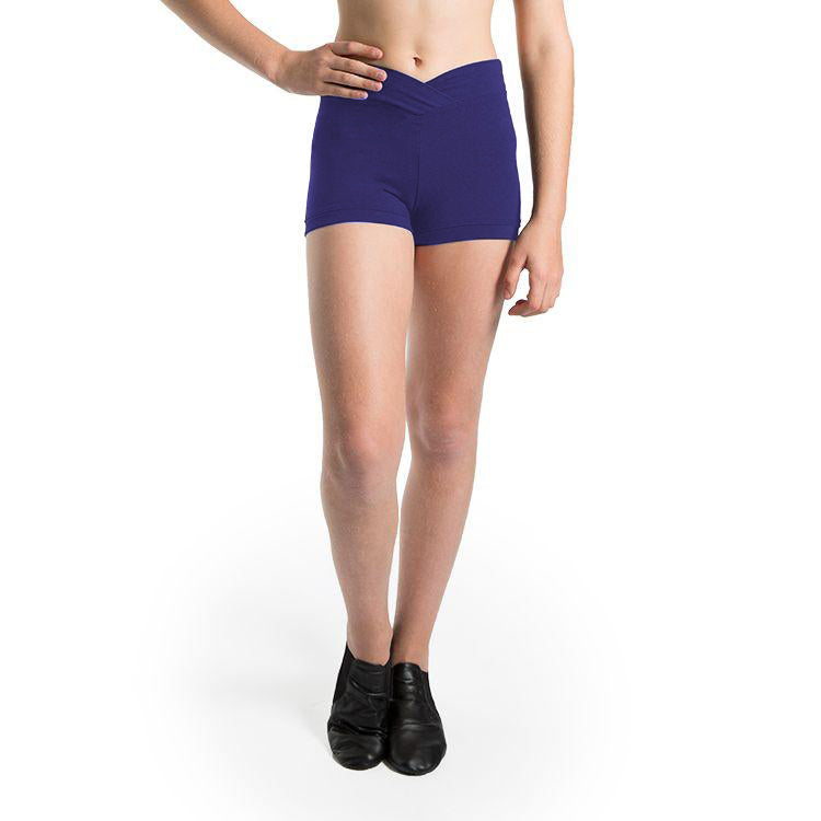 D3401 - Bloch Chavelle Hipster V Front Womens Short