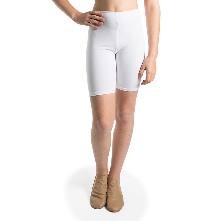T3412G – Bloch Basic Bike Length Girls Short