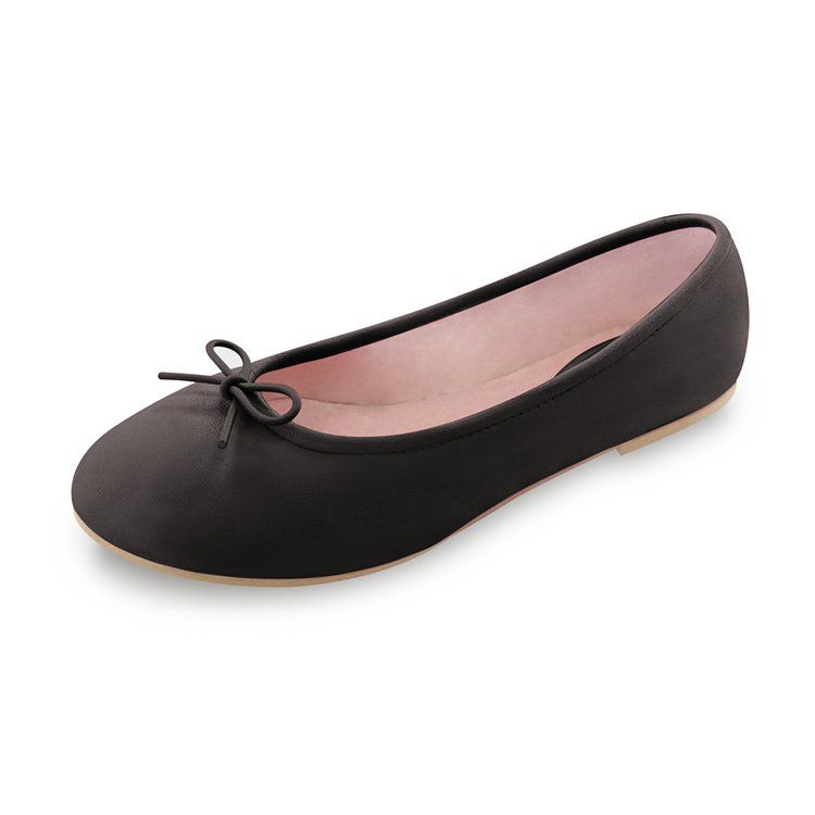 SBG444 – Bloch Girls Arabella Ballet Flat