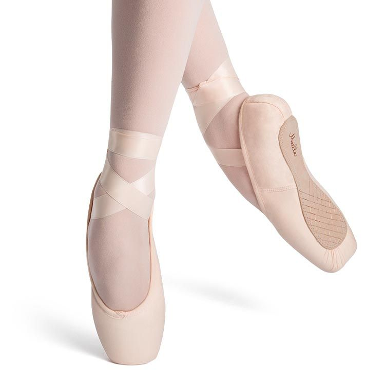 SM141 - Mirella Whisper Matte Pointe Shoe
