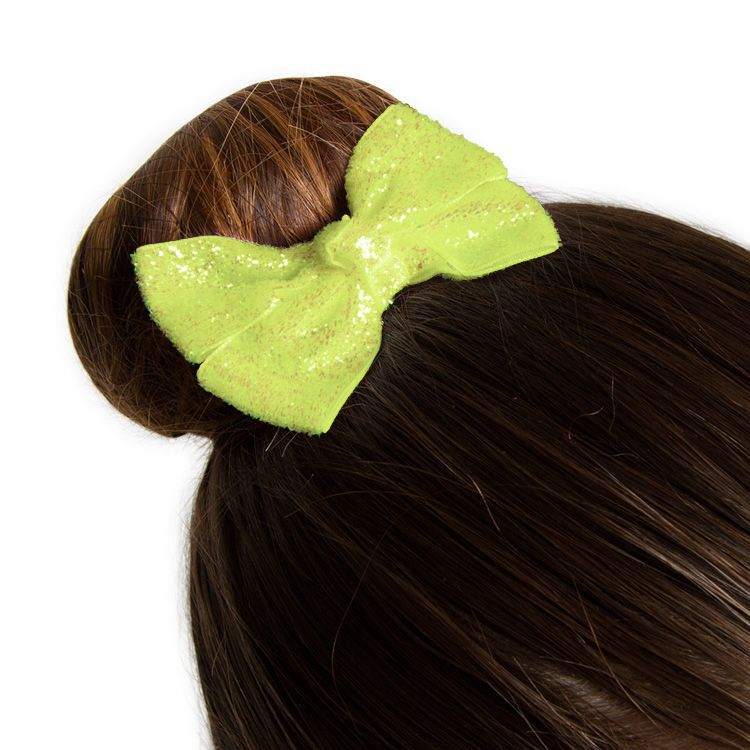 30094 – Glittered Ribbon Hair Bow