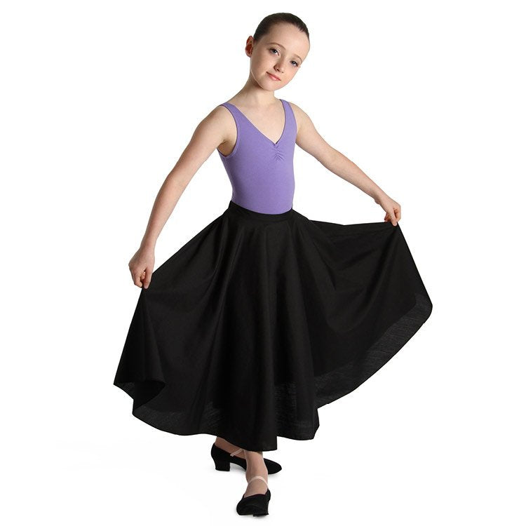 A0400G - Bloch Cara Girls Skirt