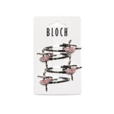 30070 - Bloch Ballet Girl Hair Clips