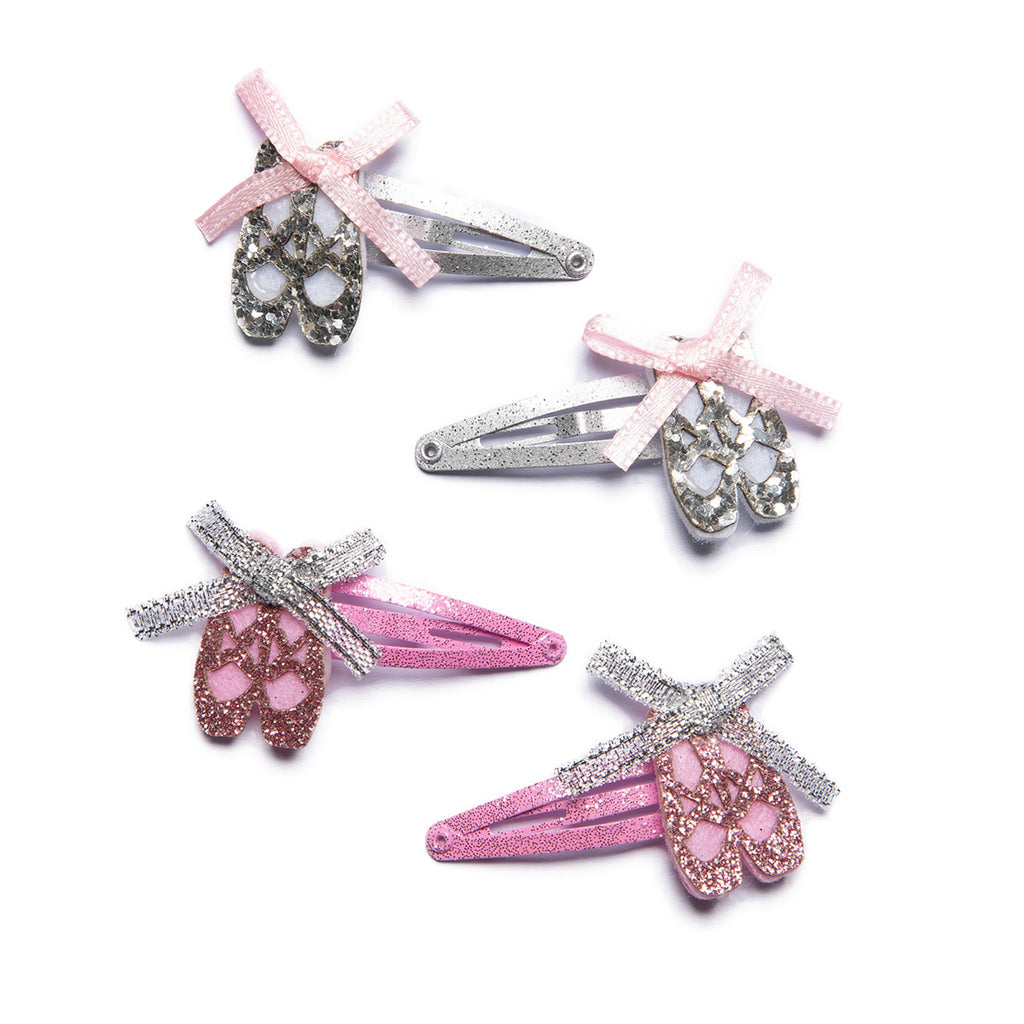 30070 - Bloch Ballet Shoe Hair Clips
