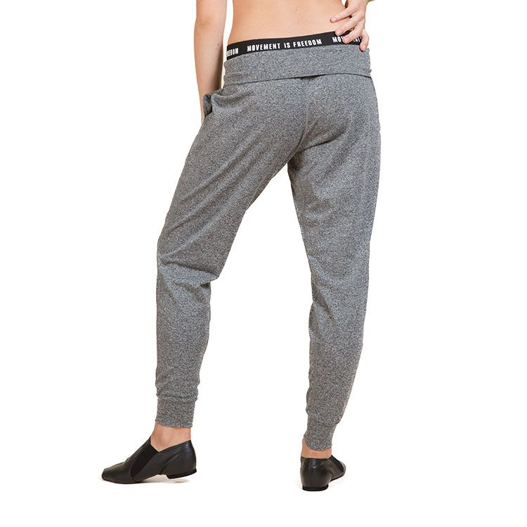 PB1610 - Bloch Relax Movement Womens Full Length Pant