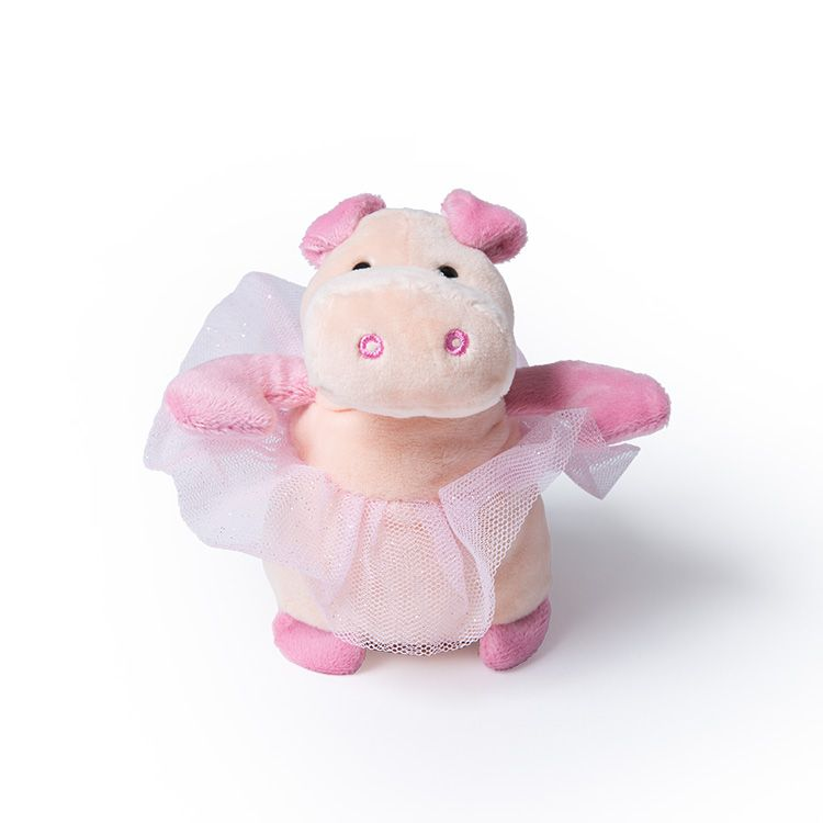 90067 – Bloch Ballerina Buddies Soft Tutu Plush Animals