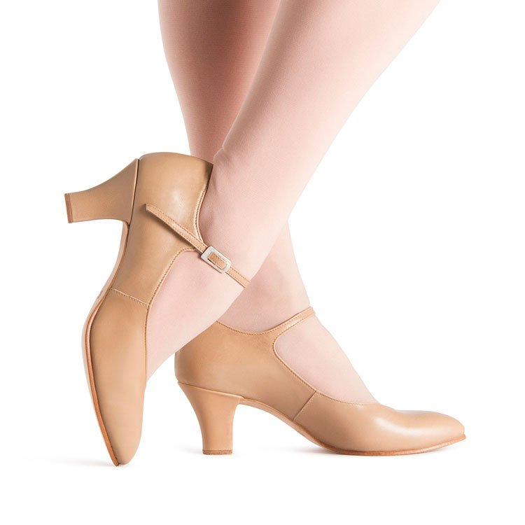 S0307 - Bloch Chorus Womens Stage Shoe