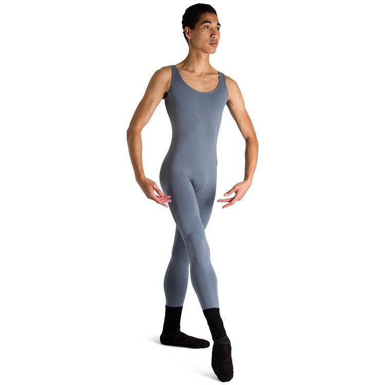 U3475M – Bloch Mark Scoop Neck Tank Mens Unitard
