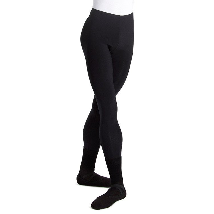 T3400 – Bloch Dale High Waist Full Length Mens Legging
