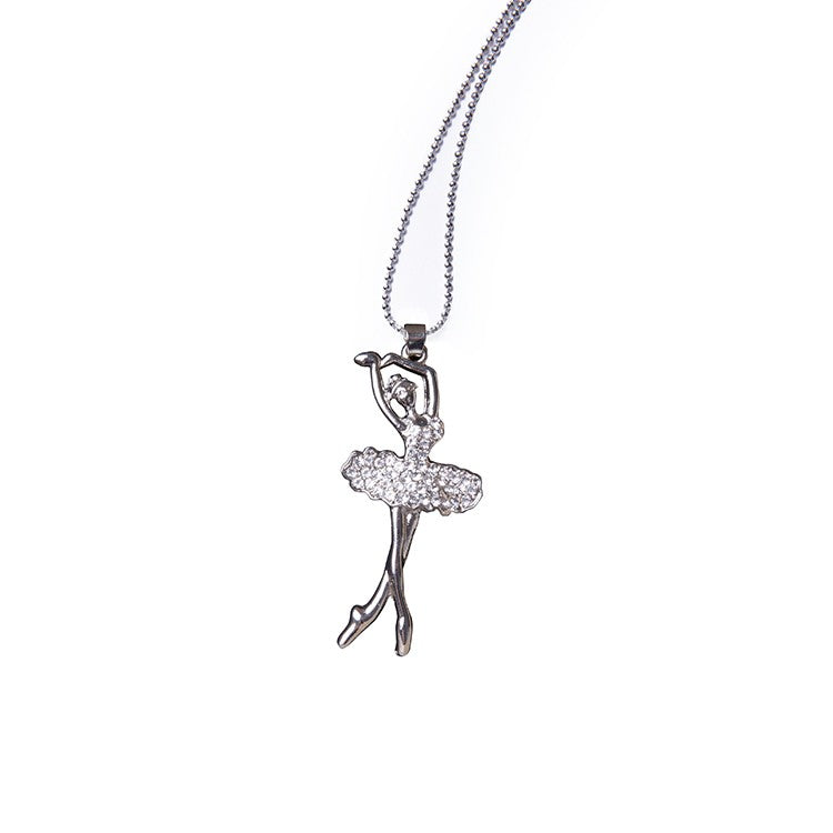40062 – Large Ballerina Necklace