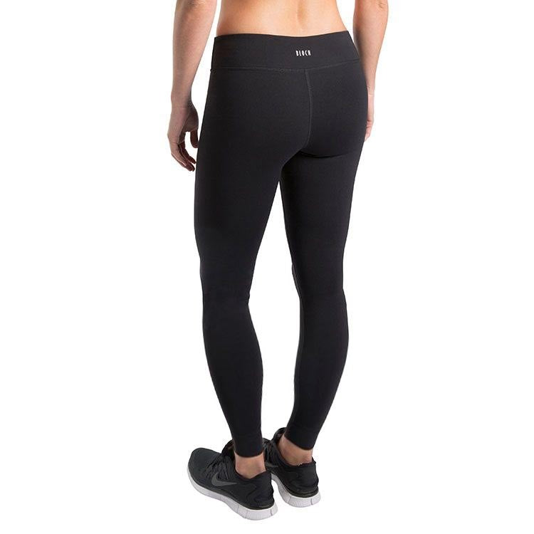 TCO1544S – Bloch Studio  Suprima Regular Rise Full Length Tight