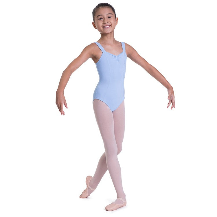 L0854G - Bloch Overture Obelia Princess Seam Girls Leotard
