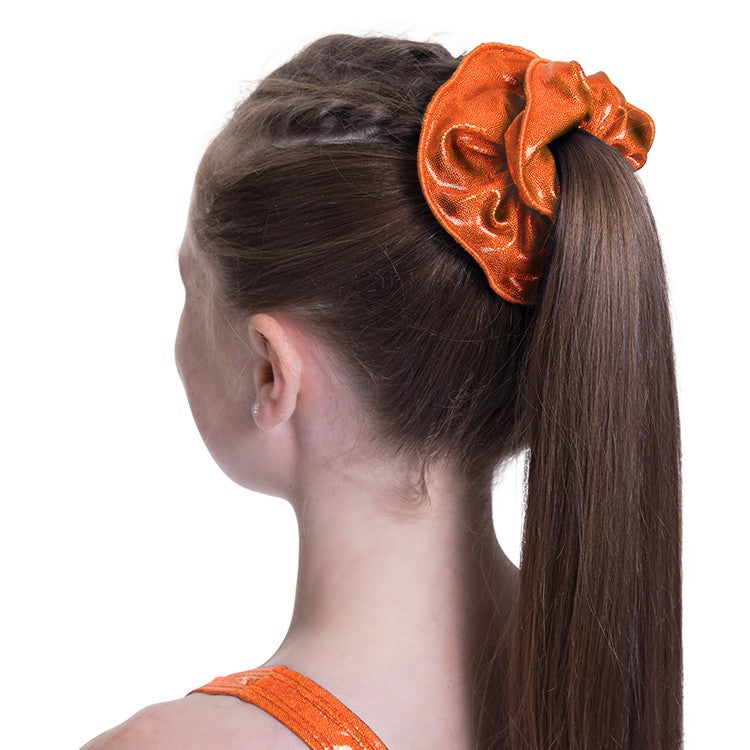 A0323 – Bloch Lurex Foil Scrunchie