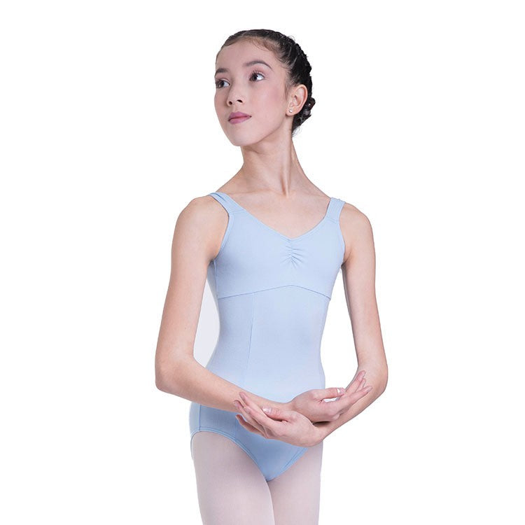 L3475G - Bloch Paradise Contour Girls Leotard