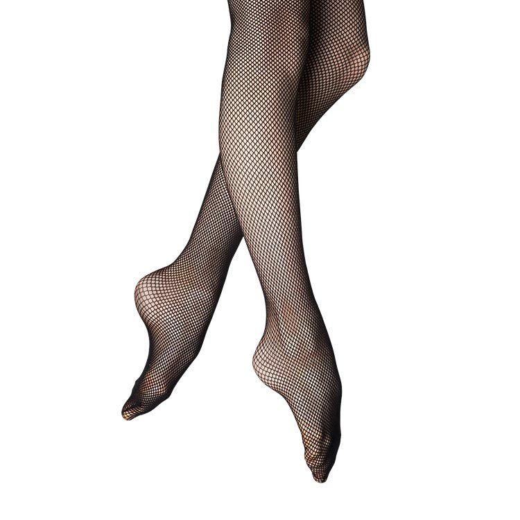 T0200G – Fiesta Traditional Fishnet Footed Girls Tights