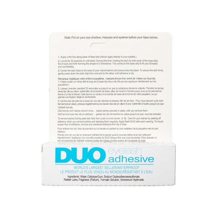 51021 – Duo Eyelash Glue Waterproof 9gm