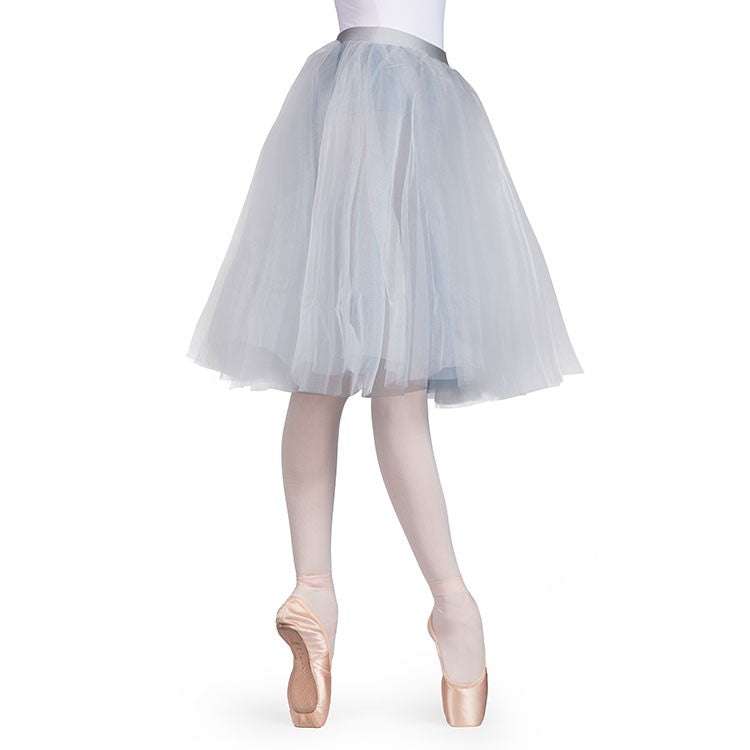 R0335L – Bloch Raymonda Womens Romantic ½ Tutu Skirt