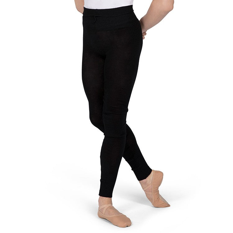 T0107M – Bloch Quebex Full Length Fold Down Mens Warmup Pant