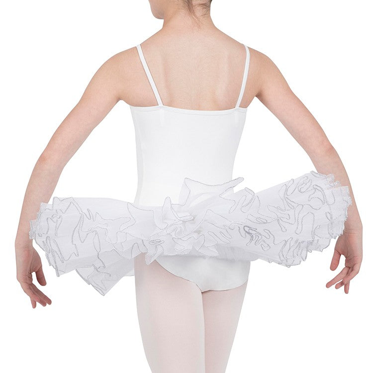 R0822G - Bloch Silvana Butterfly Diamante Girls Tutu Dress
