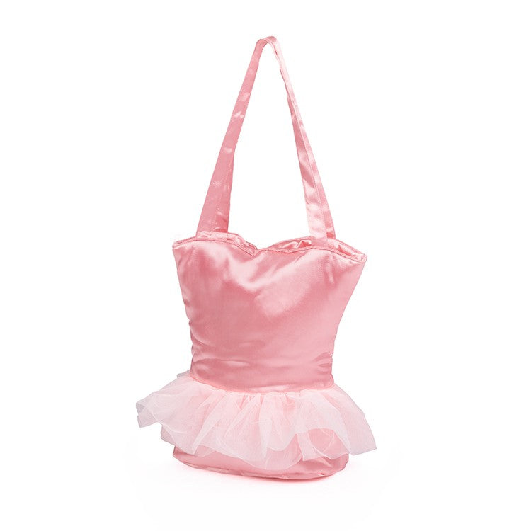 A5065 – Bloch Tulle Tutu Frill Satin Dance Bag