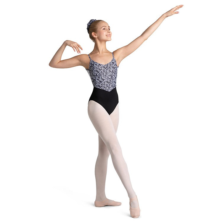 "L0003L - Danse De Paris ""Chanelle' Womens Leotard"