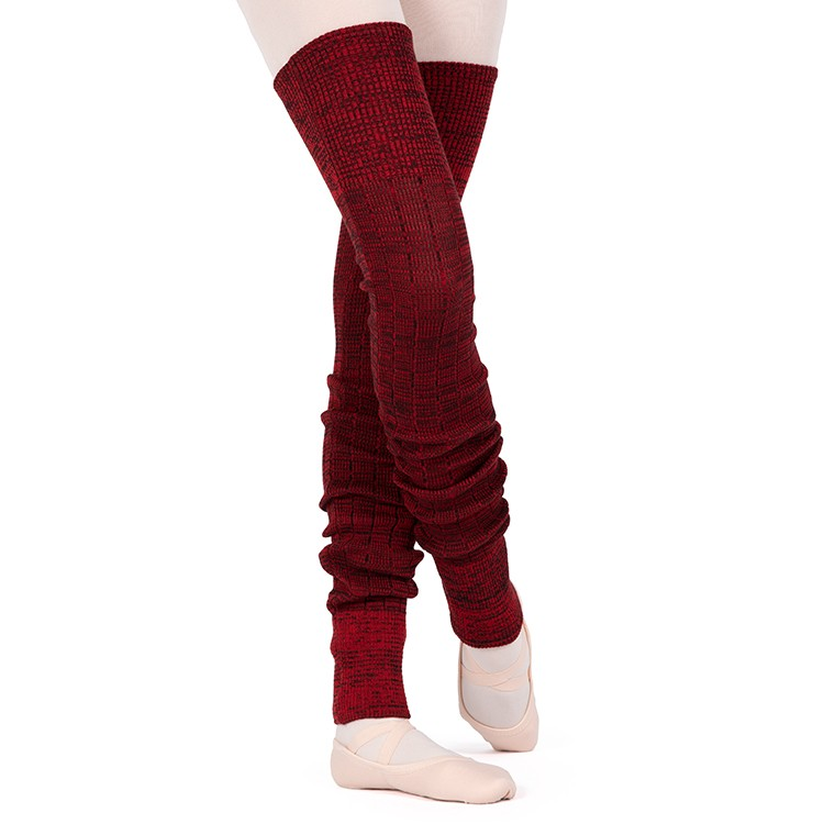 A0109 – Bloch X Knit Long Ribbed Legwarmers