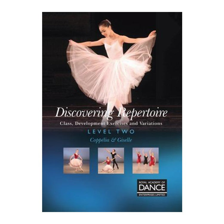 70032 – RAD Discovering Repertoire Level 2 Syllabus DVD