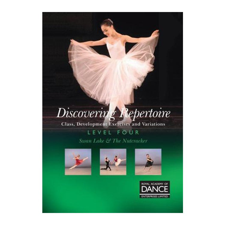 10124 – RAD Discovering Repertoire Level 4 Syllabus Book