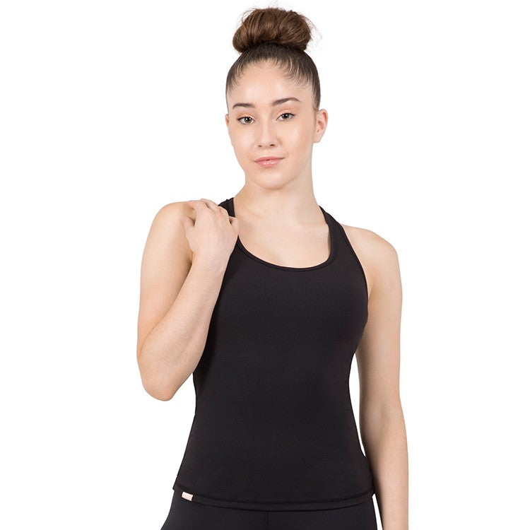 ZCO079 – Bloch Studio Core Racer Back Top