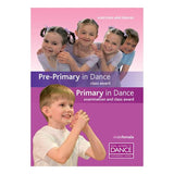 10038 – Dance Pre-Primary/Primary RAD Syllabus Book