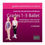 70001N – CD Dance NEW Grade 1-3 RAD