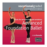 70097N – CD Dance Advanced Foundation RAD