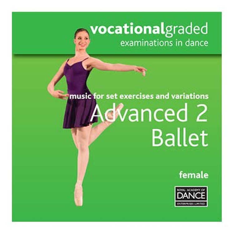 70099N – CD Dance Advanced 2 RAD