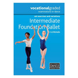 70079 – DVD Dance Intermediate Foundation RAD