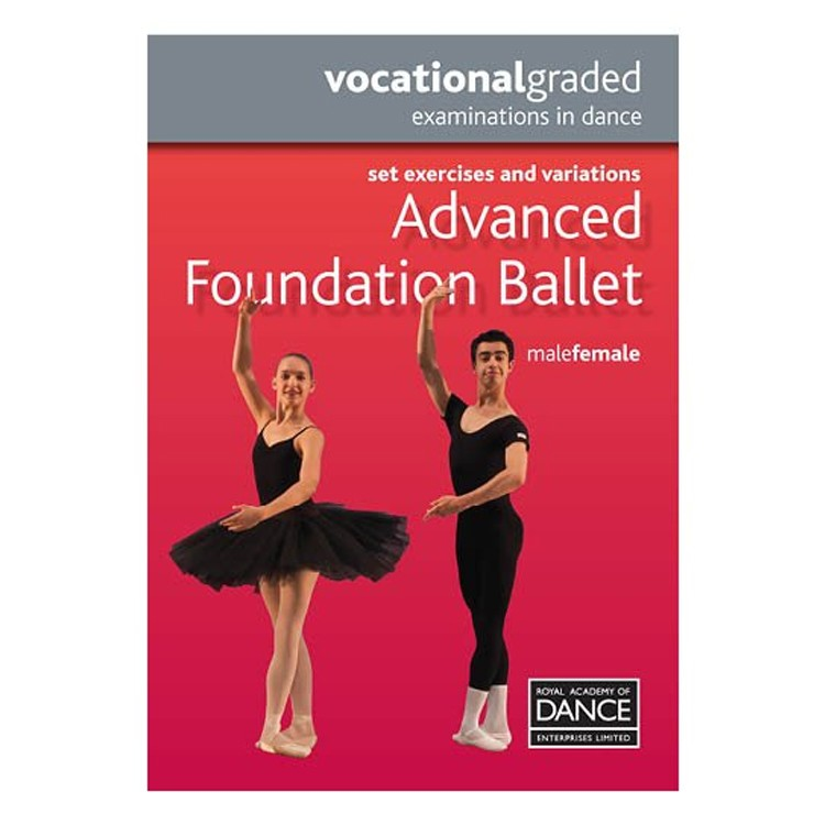 Rad advanced 1 ballet