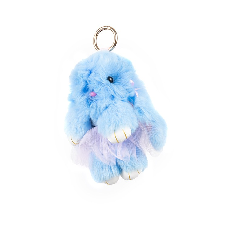 90140 - M'selle Lapin Bunny Keychain