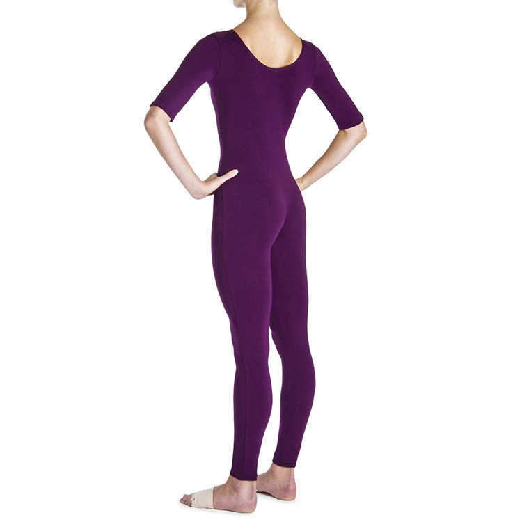 U3438 – Bloch Euna ¾ Sleeve Womens Unitard